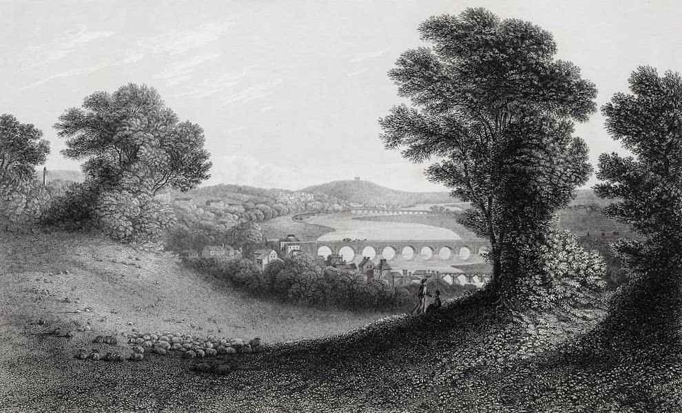 French Scenery - Sevres (1822)