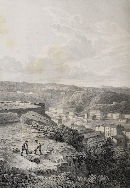 French Scenery - Lyons (1822)