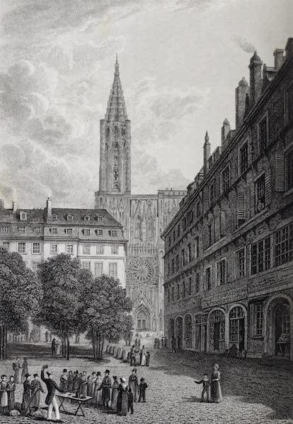 French Scenery - Strasbourg (1822)