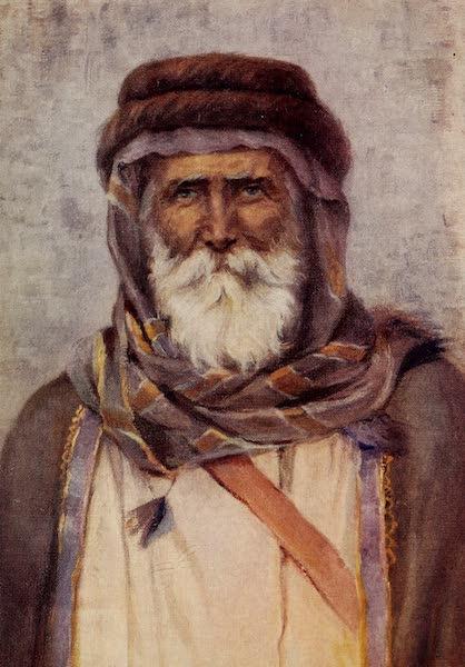 From Damascus to Palmyra - A Druze Sheikh (1908)