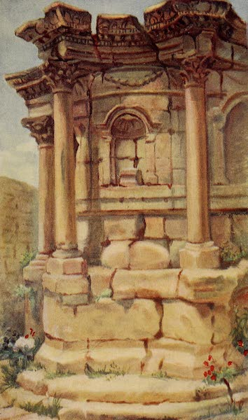 From Damascus to Palmyra - Temple of Venus, Baalbek (1908)