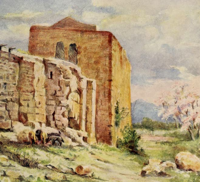 From Damascus to Palmyra - Tower of St. Paul, Damascus (1908)