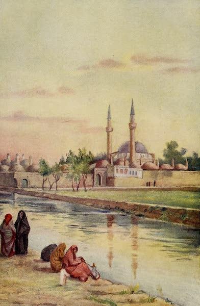 From Damascus to Palmyra - The Tekkiyeh, Damascus (1908)