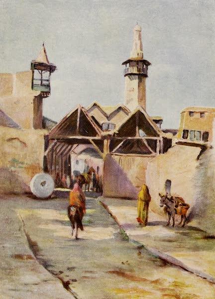 From Damascus to Palmyra - Bab Tuma, Damascus (1908)
