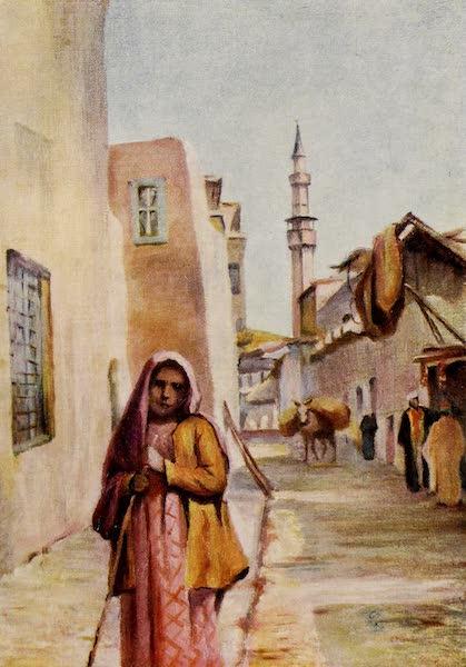 From Damascus to Palmyra - At Salehiyeh (1908)