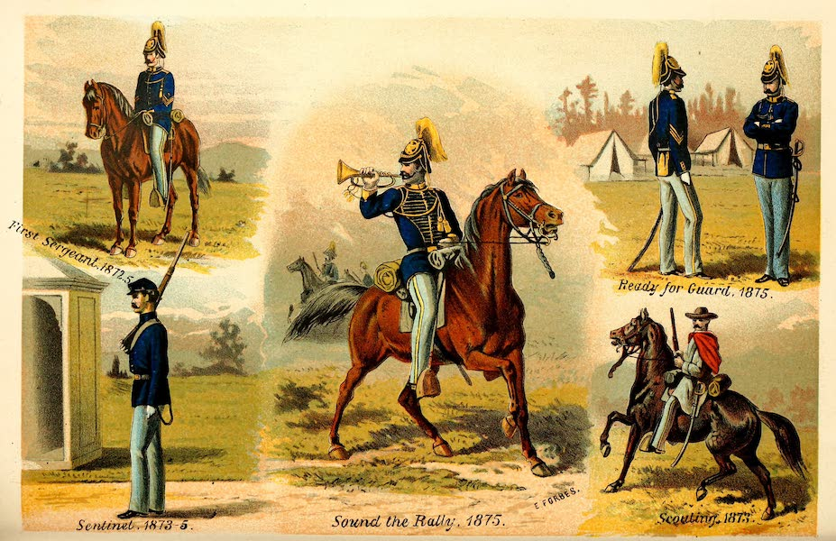 From Everglade to Canon with the Second Dragoons - Second Dragons Unit IV (1875)