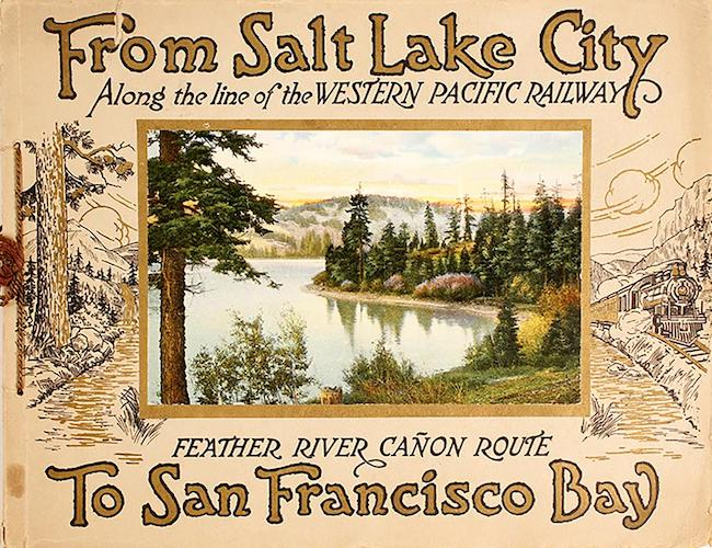 English - From Salt Lake City to San Francisco