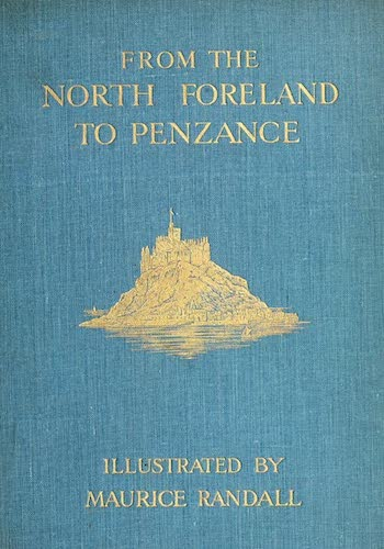 Chromolithography - From the North Foreland to Penzance