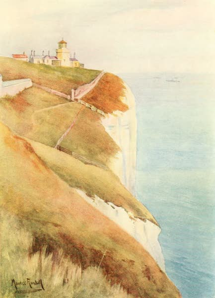 From the North Foreland to Penzance - South Foreland (1908)