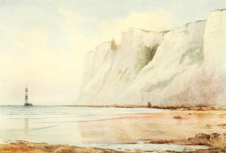 From the North Foreland to Penzance - Beachy Head (1908)