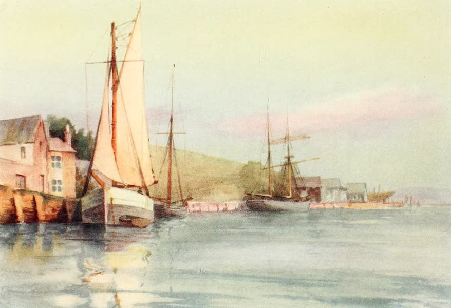From the North Foreland to Penzance - Kingsbridge (1908)