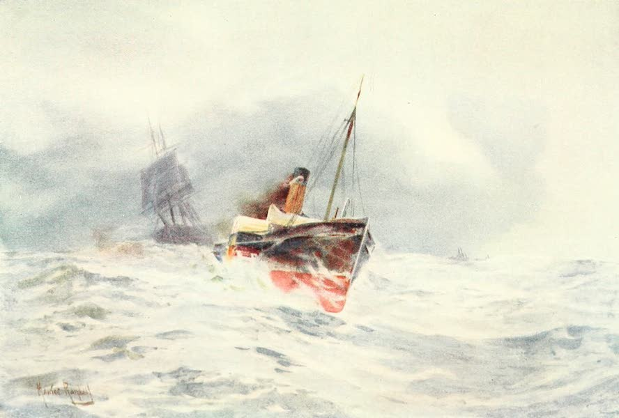 From the North Foreland to Penzance - A Breeze off the Lizard (1908)