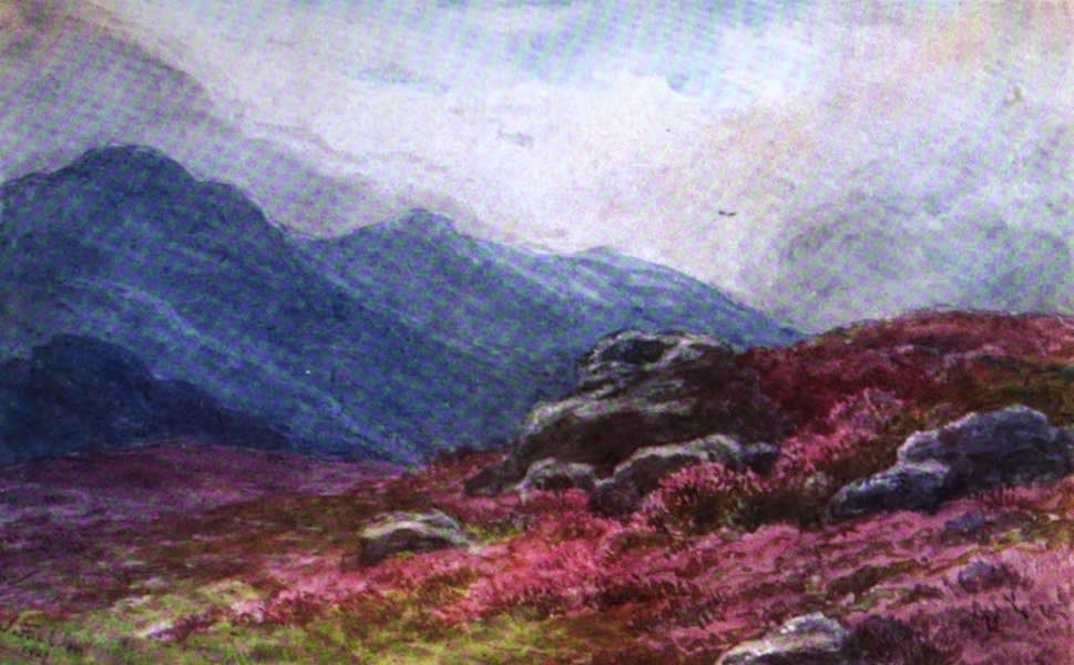 Galloway Painted and Described - On a Galloway Moor (1908)