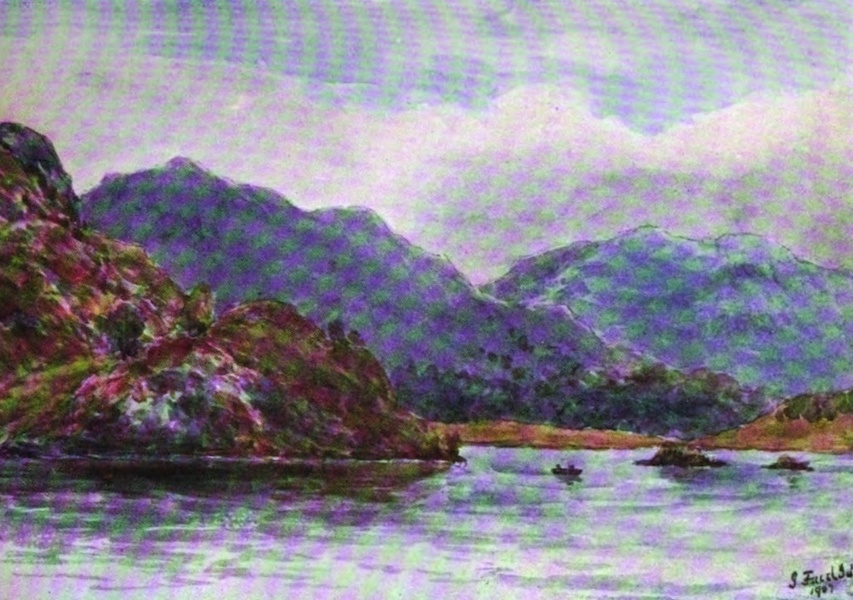 Galloway Painted and Described - Loch Trool (1908)