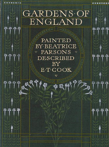 English - Gardens of England, Painted and Described