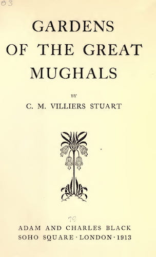 English - Gardens of the Great Mughals