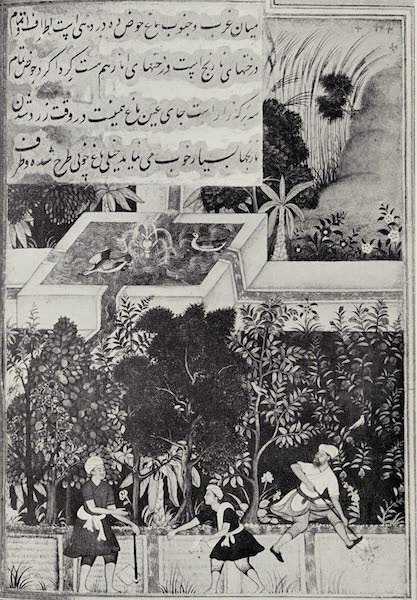 Gardens of the Great Mughals - IV. The Garden was in all its Glory (Babar) (1913)