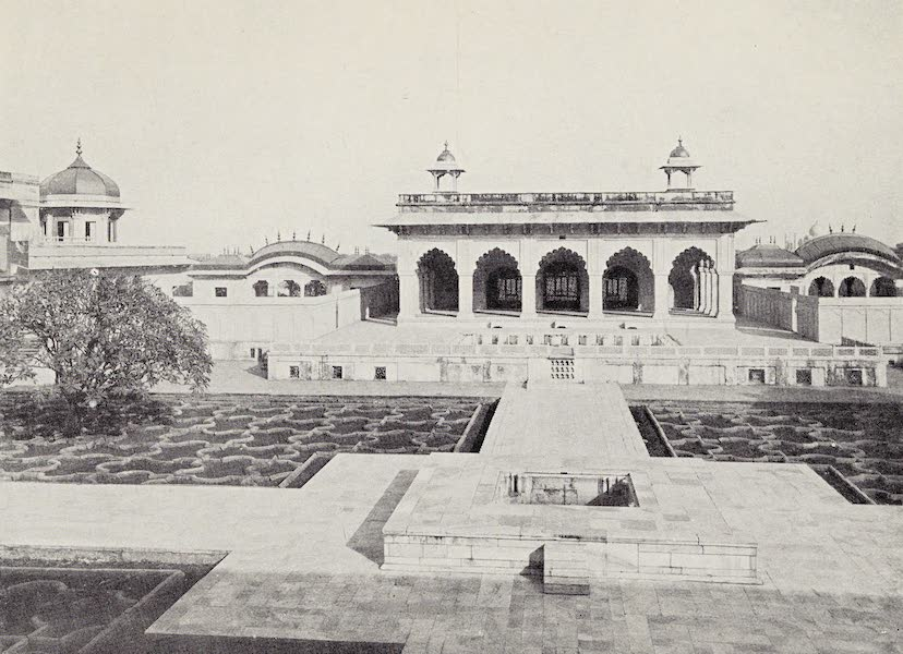 Gardens of the Great Mughals - XIII.The Anguri Bagh (1913)