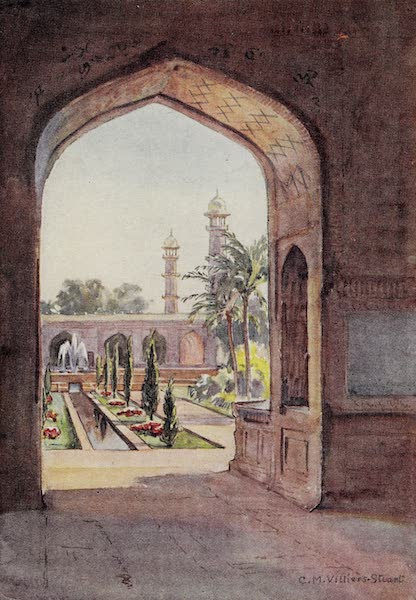 Gardens of the Great Mughals - XIX. Shah-Dara* (1913)