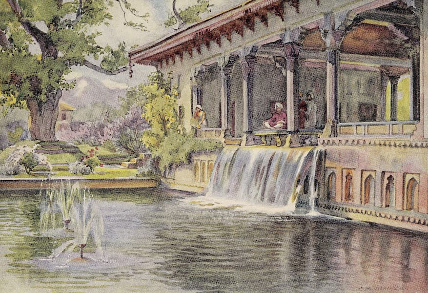 Gardens of the Great Mughals - XXIII. The Diwan-i-'Am (Shalimar Bagh)* (1913)