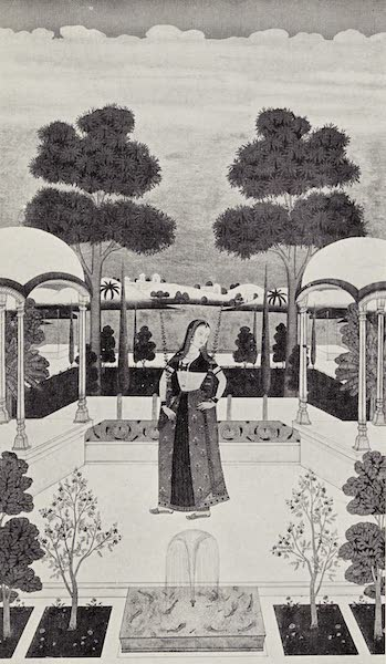 Gardens of the Great Mughals - XXVI. A Riverside Garden (1913)