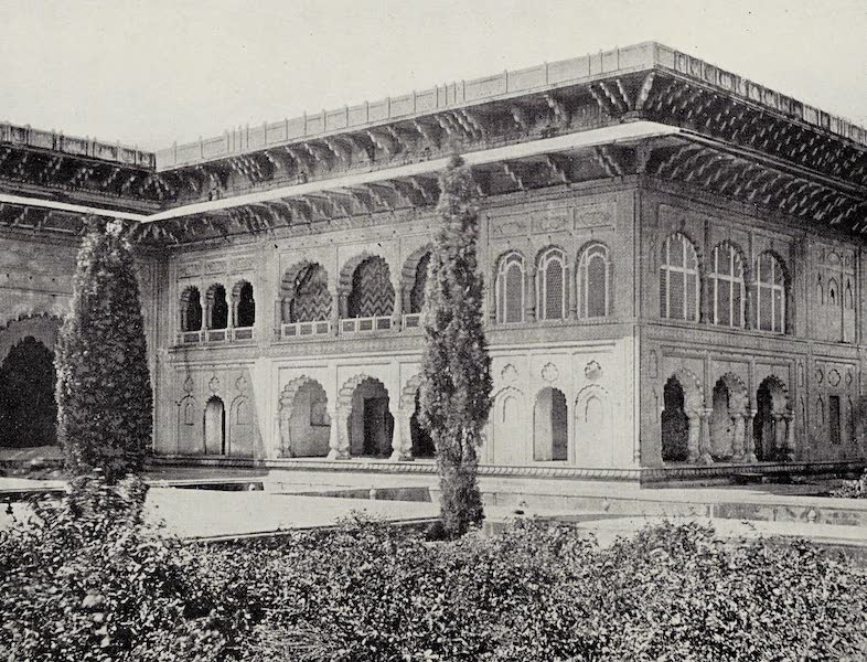 Gardens of the Great Mughals - XXXVI. The Garden-Palace of Deeg (1913)