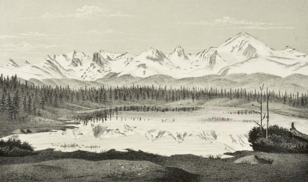 Gems of Rocky Mountain Scenery - The Sierra Madre (1869)