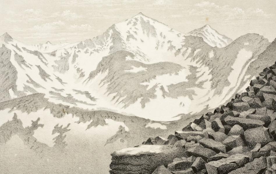 Gems of Rocky Mountain Scenery - Gray's Peak (1869)