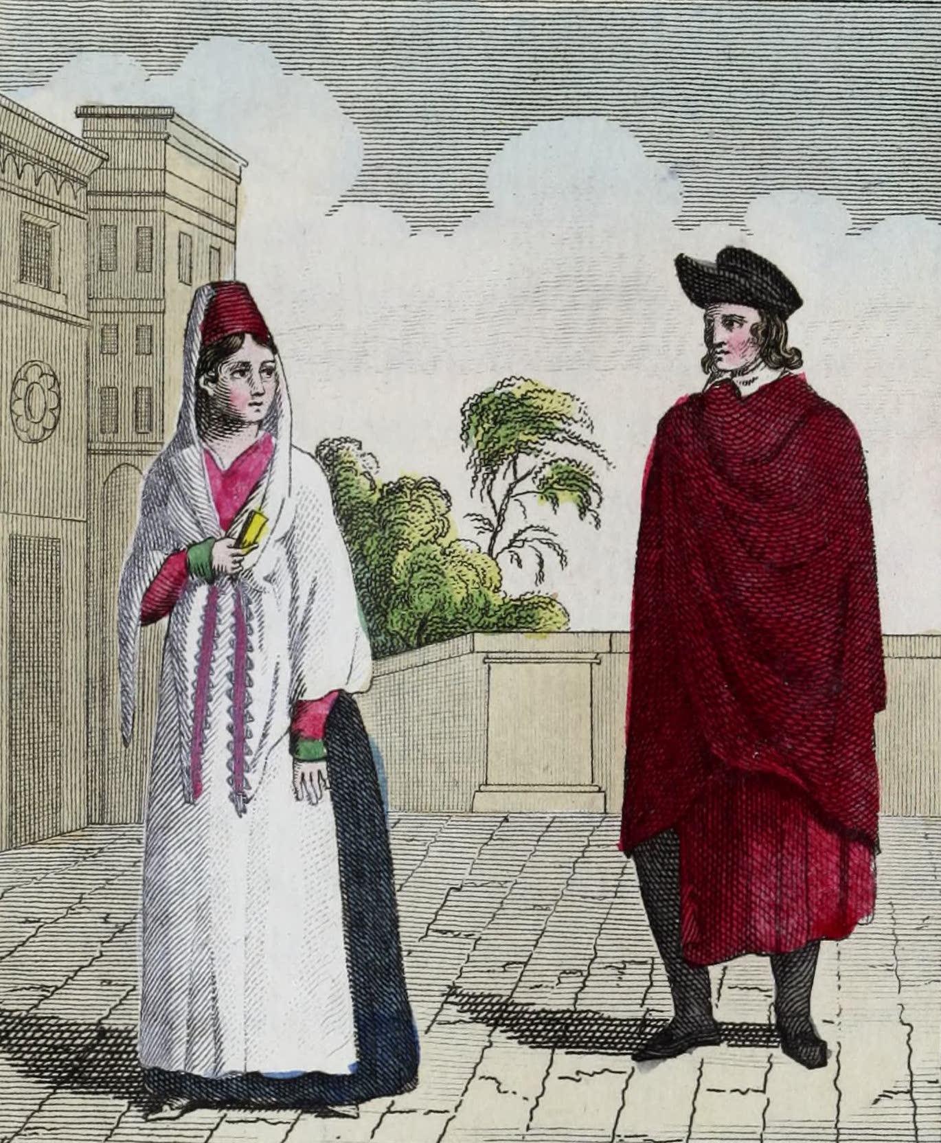 Geographie Vivante, ou, Tableaux Raisonnes - Venitiens (1821)