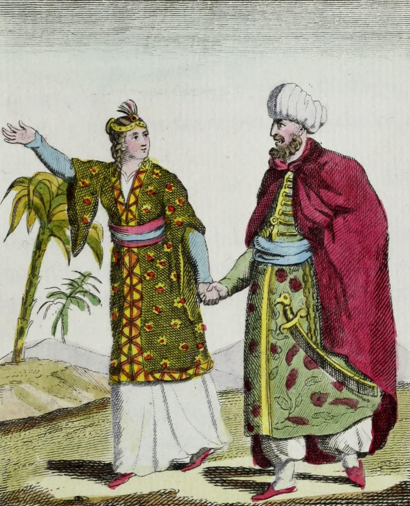 Geographie Vivante, ou, Tableaux Raisonnes - Persans (1821)
