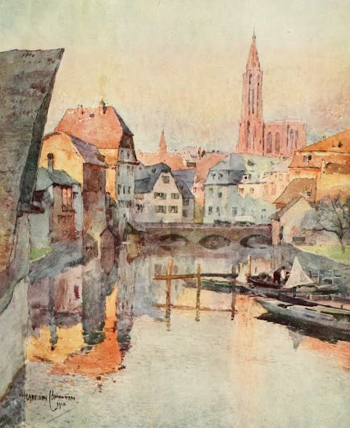 Germany, Painted and Described - Strasburg (1912)