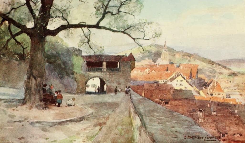Germany, Painted and Described - Tubingen (1912)