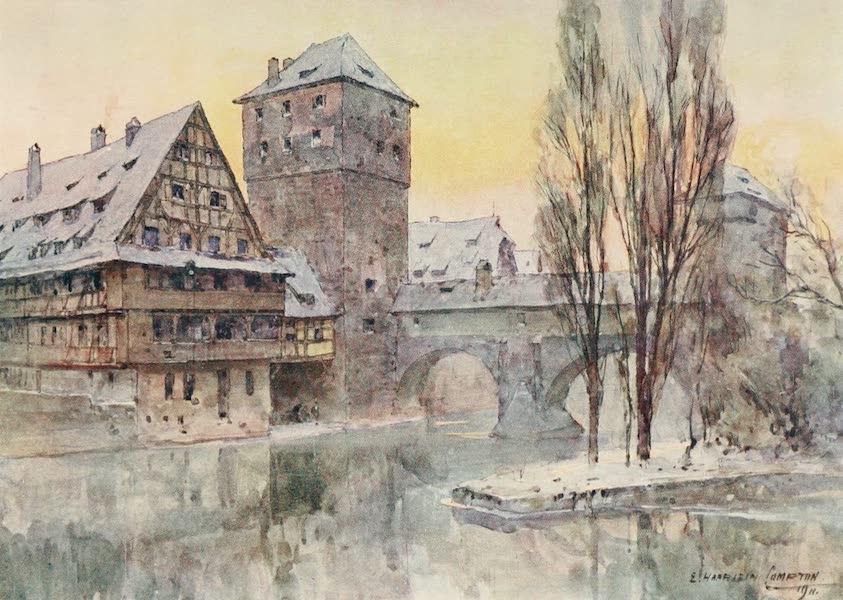 Germany, Painted and Described - Nuremberg-Henkersteg (1912)