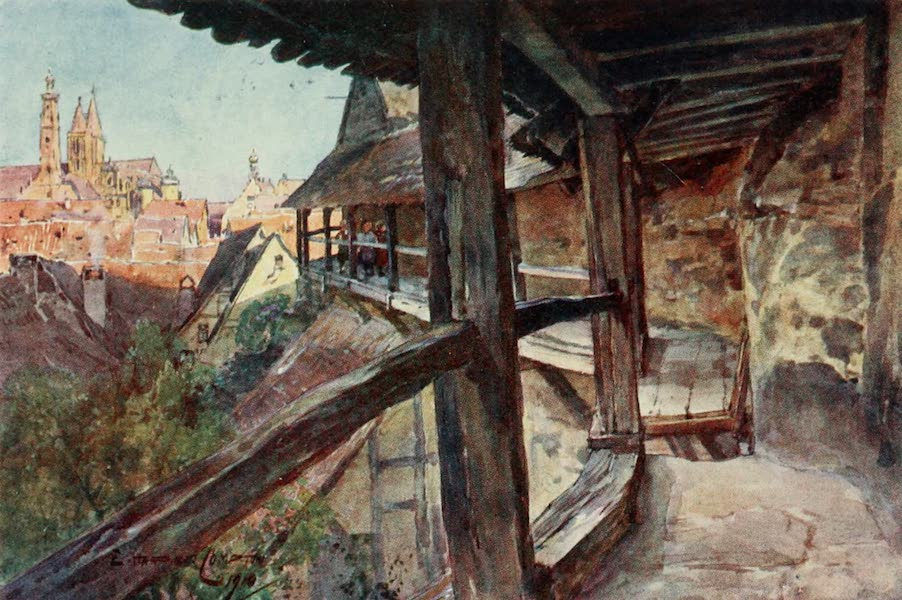 Germany, Painted and Described - Rothenburg [I] (1912)
