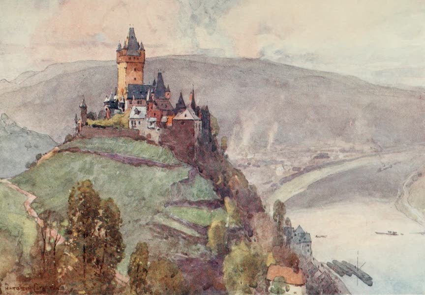 Germany, Painted and Described - Cochem (1912)