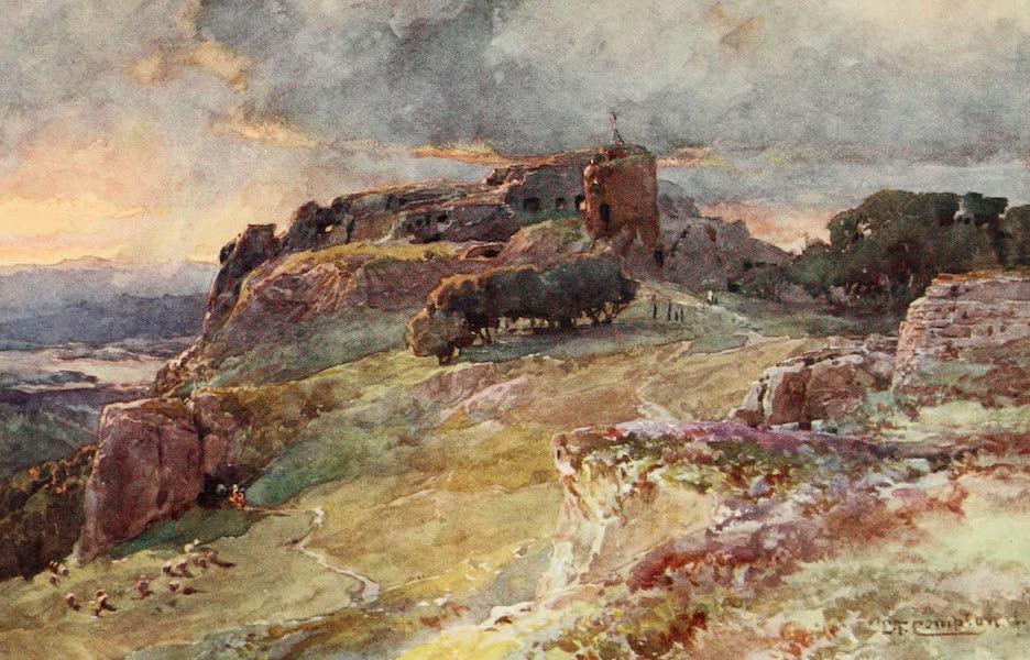 Germany, Painted and Described - Regenstein (1912)