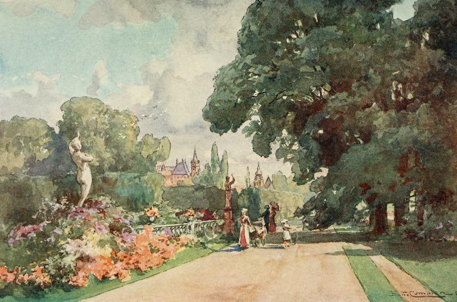 Germany, Painted and Described - Hanover - Herrenhausen (1912)