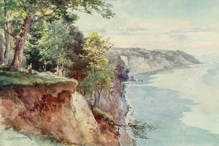 Germany, Painted and Described - Stubnitz Forest - Isle of Rugen (1912)