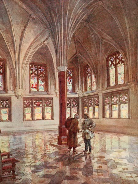 Germany, Painted and Described - Marienburg Castle (1912)