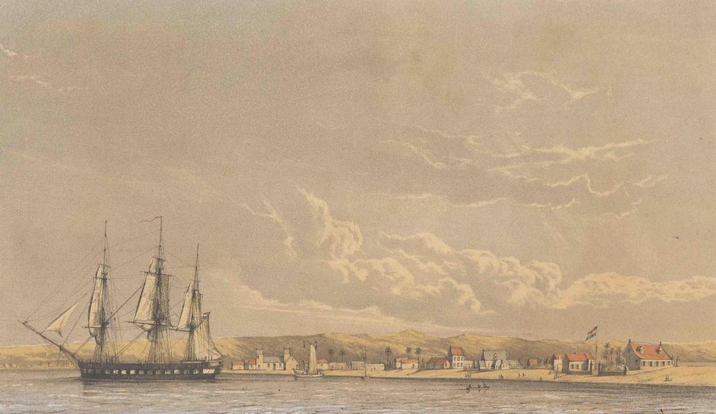 Gezigten uit Neerland's West-Indien - Bonaire (1860)