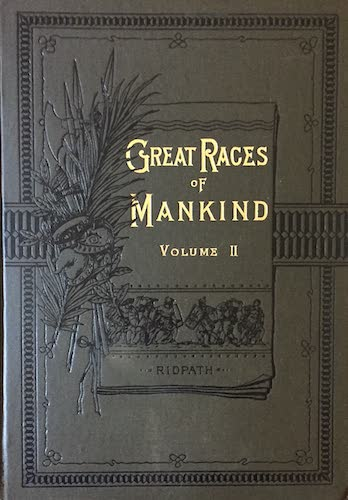 Aquatint & Lithography - Great Races of Mankind Vol. 2