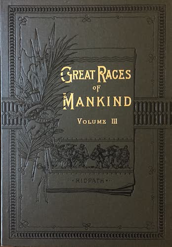 English - Great Races of Mankind Vol. 3