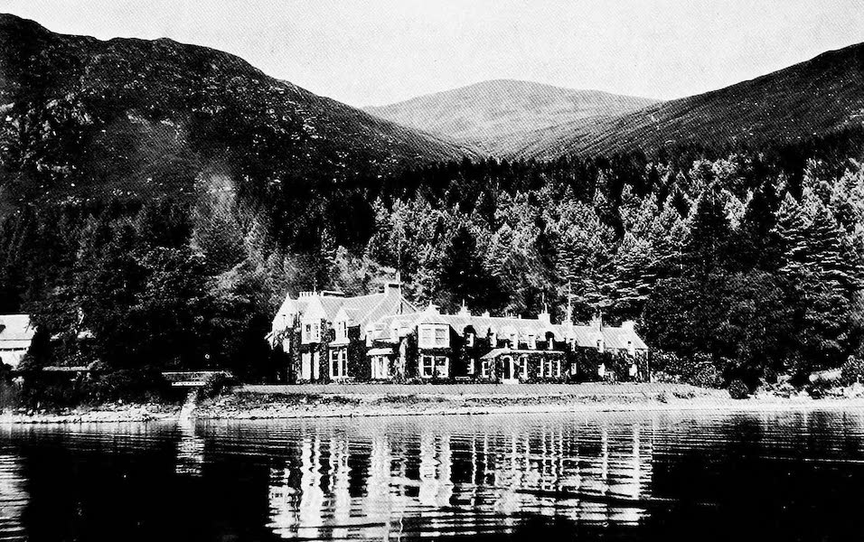 Grouse and Grouse Moors - Glen Quoich Lodge, Inverness-shire (1910)