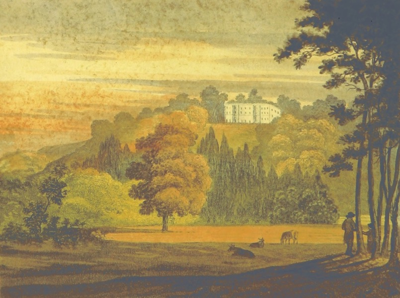 Guide to the Beauties of Glyn Neath - The Gnoll (1835)
