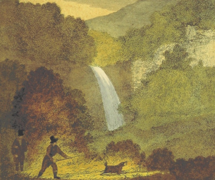 Guide to the Beauties of Glyn Neath - Melin Court (1835)