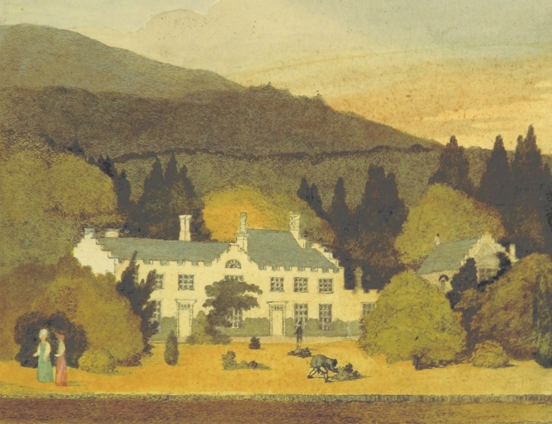 Guide to the Beauties of Glyn Neath - Aberpergwm (1835)