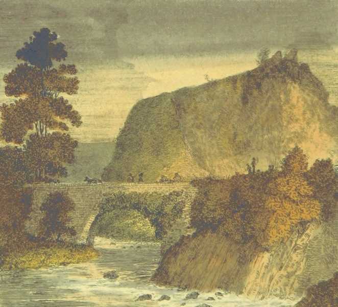 Guide to the Beauties of Glyn Neath - Dinas (1835)