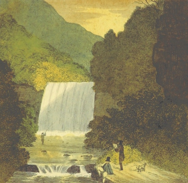 Guide to the Beauties of Glyn Neath - Gilhepste (1835)