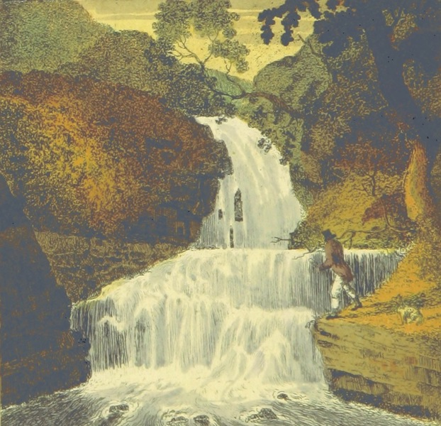 Guide to the Beauties of Glyn Neath - Lower Gilhepste (1835)