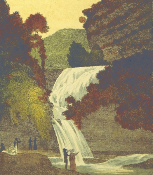 Guide to the Beauties of Glyn Neath - Middle Glyngwyn (1835)